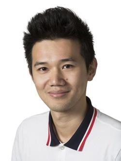 Shuo Liang Headshot