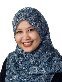 Siti Khadijah Mohd Ghanie Headshot