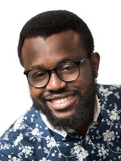 Adedapo Adebajo Headshot
