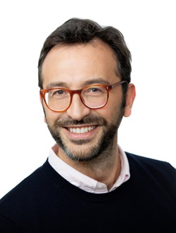 Luca Taschini Headshot