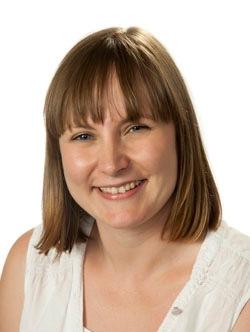 Yvonne Stewart Headshot