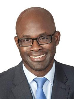 Gbenga Ibikunle Headshot