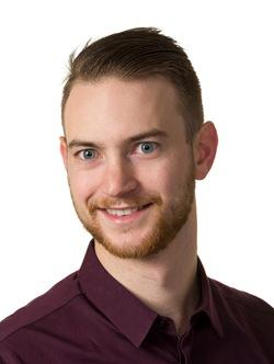Matthias Bogaert Headshot