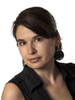 Maria Boutchkova Headshot