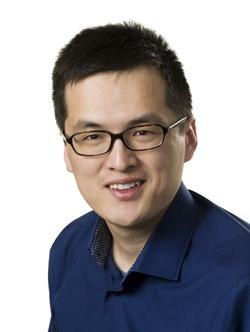 Xing Chen Headshot