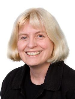 Stephanie O'Donohoe Headshot