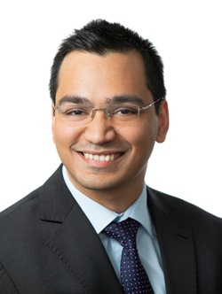 Abhishek Srivastav Headshot